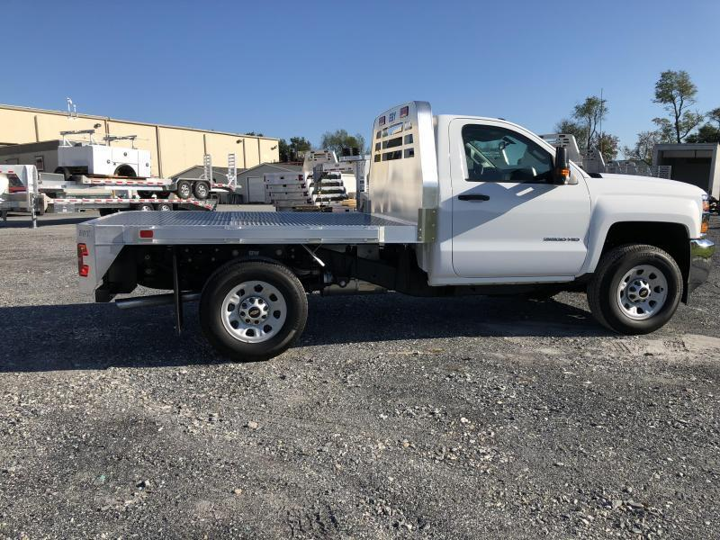 """EBY 8'6 x 84-1/8"""" Big Country Flatbed"""