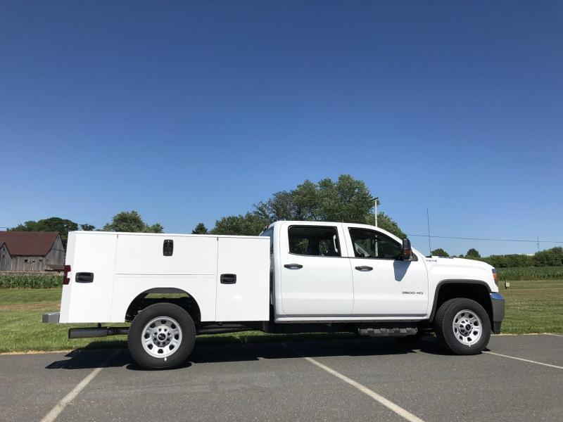 2020 EBY Service Body Truck Bed