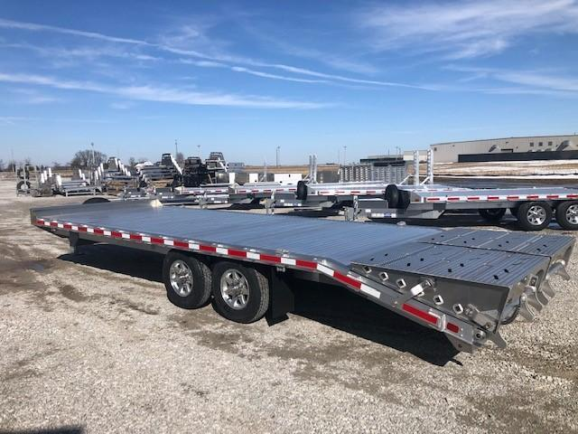 "2020 EBY DO14K 24'6"" x 102""  TRADESMAN 50/50 RAMPS  BH Equipment"