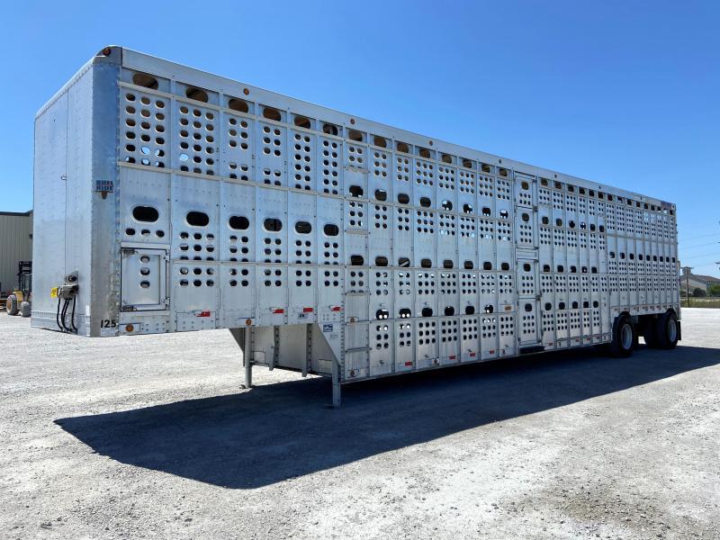 """2007 EBY Bull Ride 52'x102"""" Spread"""