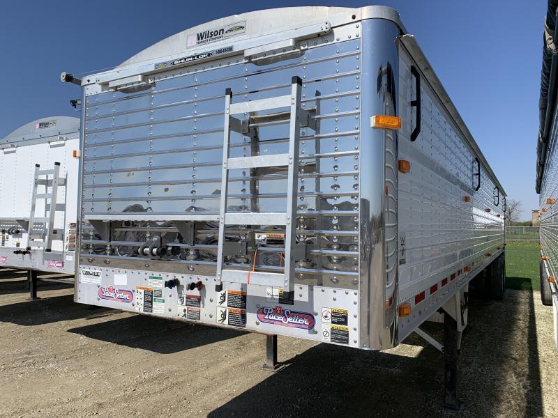2008 Wilson Trailer Company DWH Grain Hopper