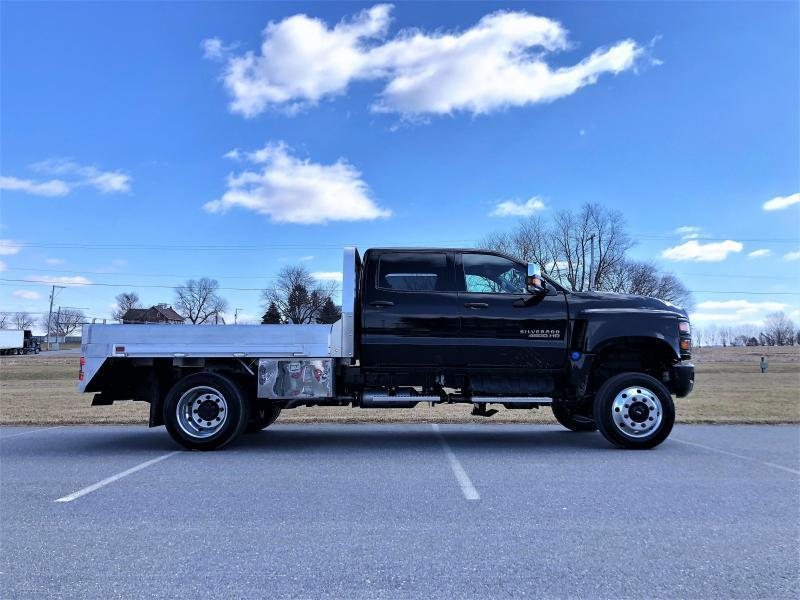 "EBY 11' x 97-1/4"" Big Country Flatbed W/Taller BH for Chevy 4500-6500  Body"