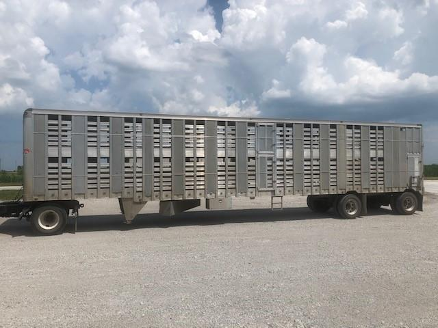 "2007 EBY Trans Pork 53'x102""x13'6""- Slat Side"