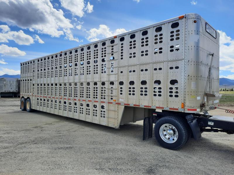 1996 Wilson Trailer Company LIVESTOCK SEMI Livestock Trailer