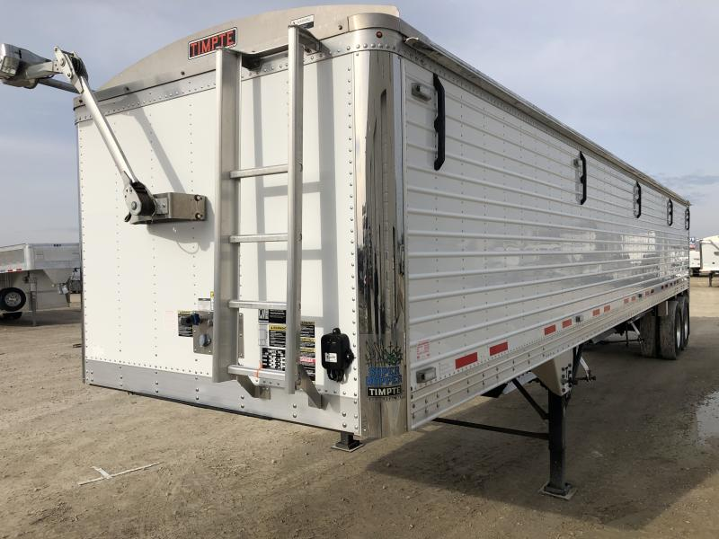 2013 Timpte 40x96x72 Grain Hopper Trailer
