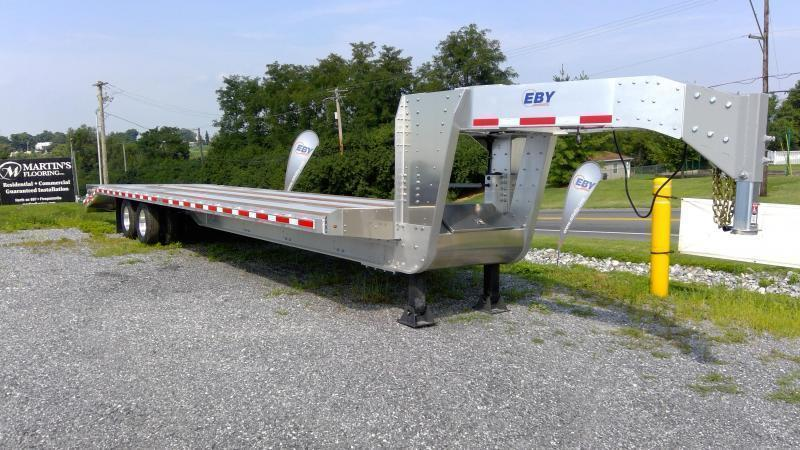 "2020 EBY 35'x102"" Equipment Trailer"