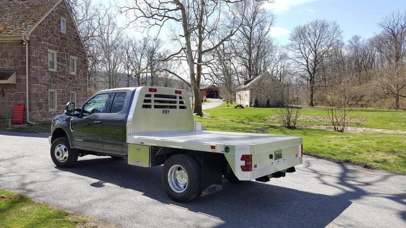 "2020 9'X97-1/4"" EBY Truck Body"