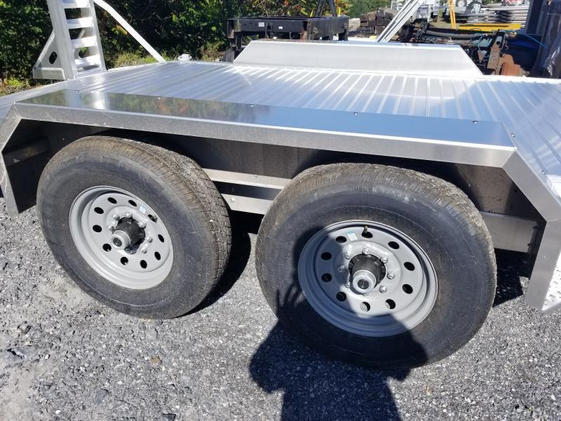 """2021 EBY 18'x82"""" Low-Profile Equipment Trailer- Value Package"""