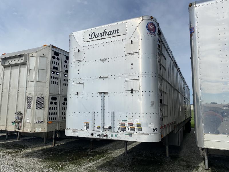2004 Wilson Trailer Company Livestock trailer Livestock