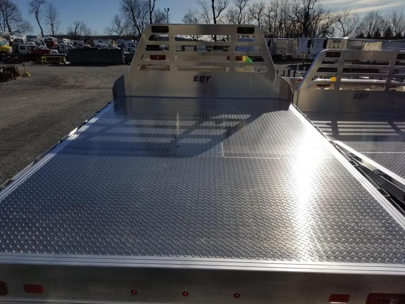 "11' 3"" X 97.25"" FLATBED DUMP SQUARE CORNERS"