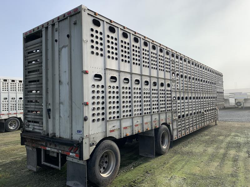 2003 EBY Bull Ride Livestock
