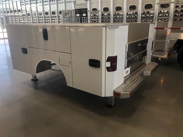 "2021 EBY 9'3"" x 96"" DRW Standard Service Truck Body"
