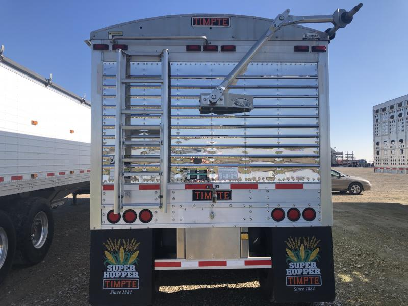 2015 Timpte 4066 Grain Hopper