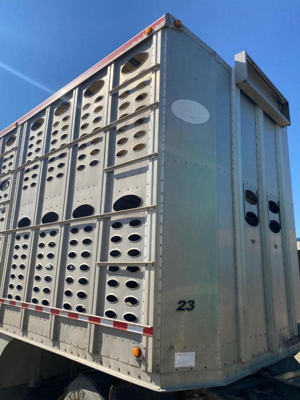 2008 Cimarron Trailers SEMI Livestock