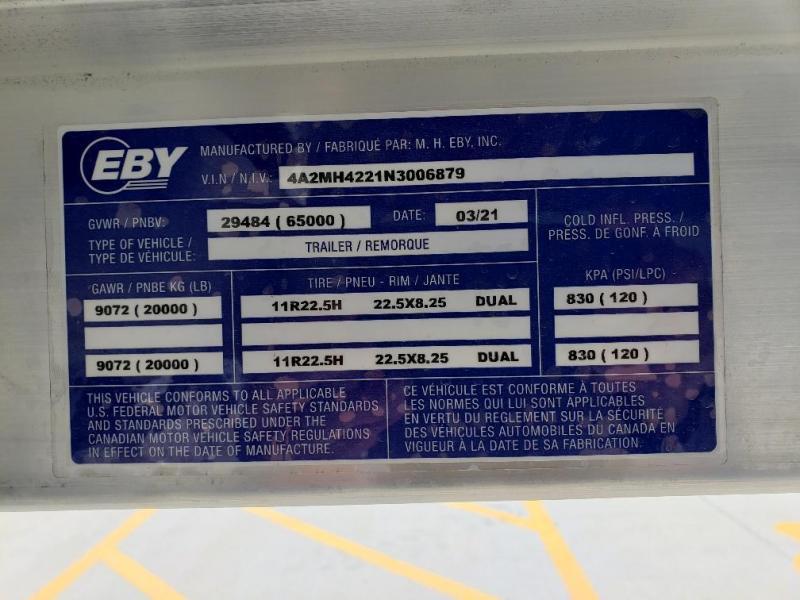 "2022 EBY Generation 42'x96""x66"" -Base Model"