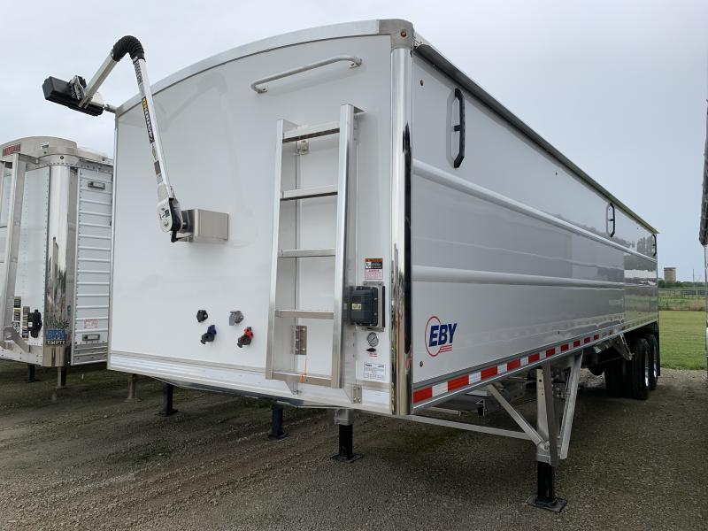 "2021 EBY 34'X96""X72"" Aluminum Generation Grain Trailer"