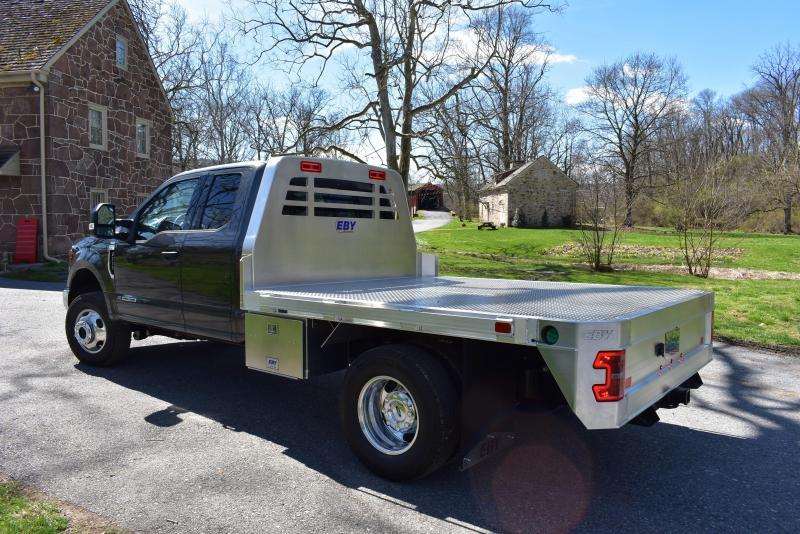 """2020 EBY 11' x 97 1/4"""" Big Country Flatbed Truck Body"""