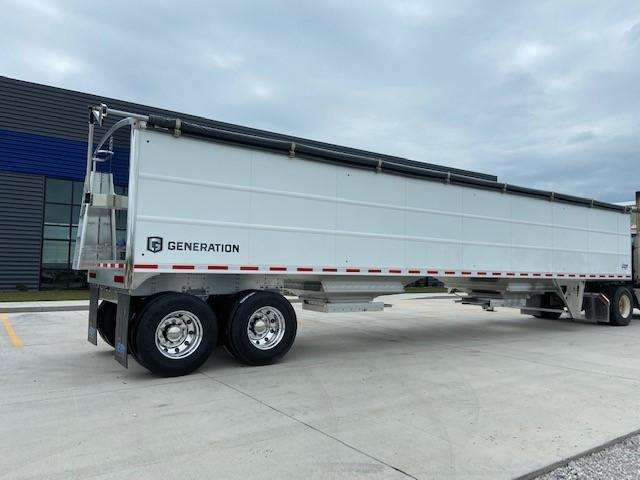 "2021 EBY Generation 42'x96""x72"" White Charter Pkg - Field Clearance"
