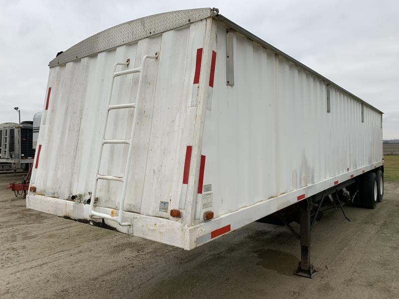 1996 Jet Company Trailers 34 Grain Hopper