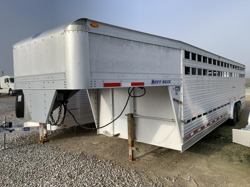 2013 EBY Ruff Neck Livestock Trailer