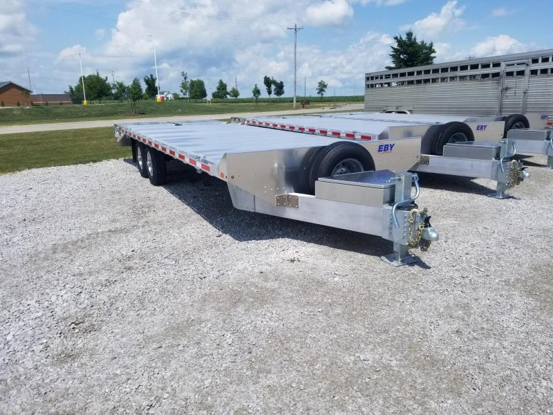 "2021 EBY 24'6""x102"" Deck Over- Tradesman pkg"