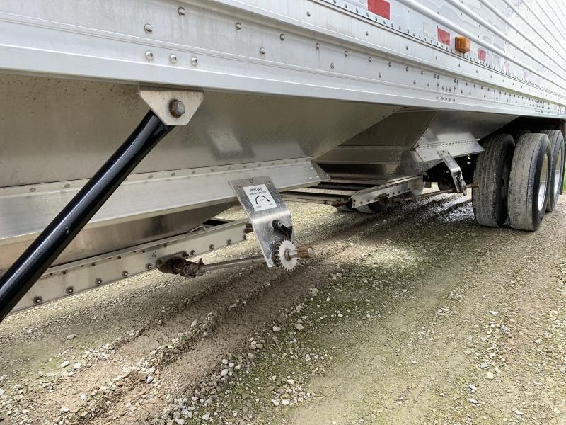 2013 Stoughton AHV-342T-S Grain Hopper