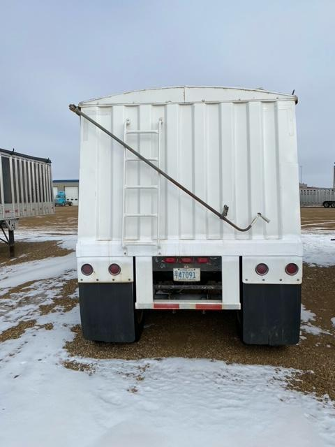 1996 Jet Company Trailers Grain Trailer Other Trailer