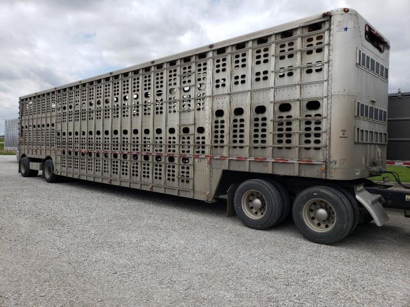 2009 Wilson Trailer Company Pot Livestock