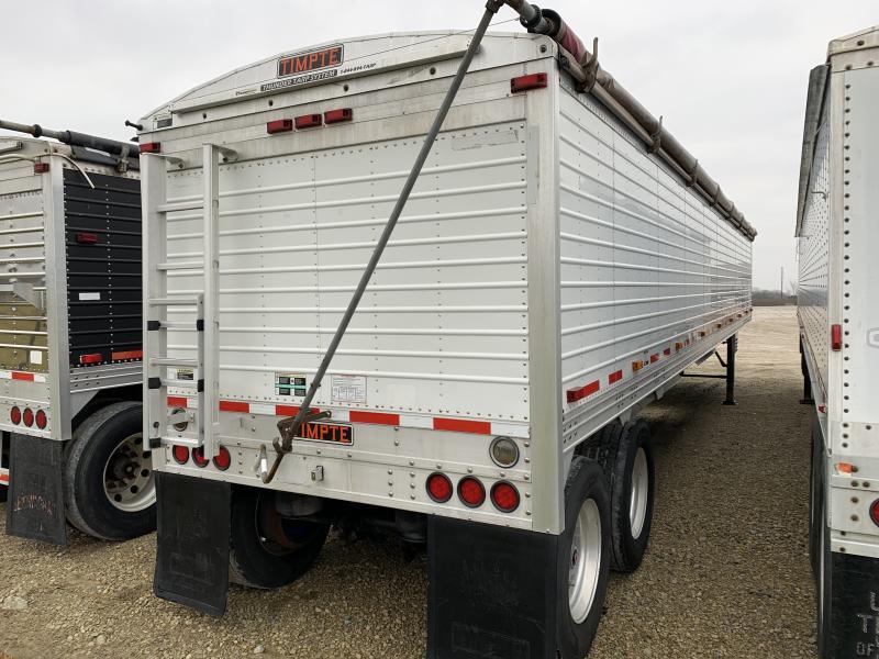 2012 Timpte Used Grain Hopper