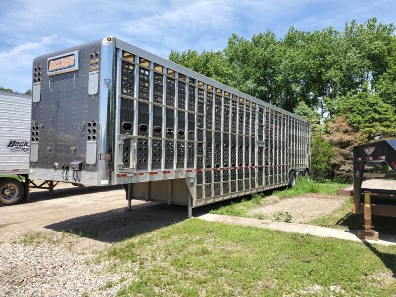 2017 EBY Bull Ride Livestock