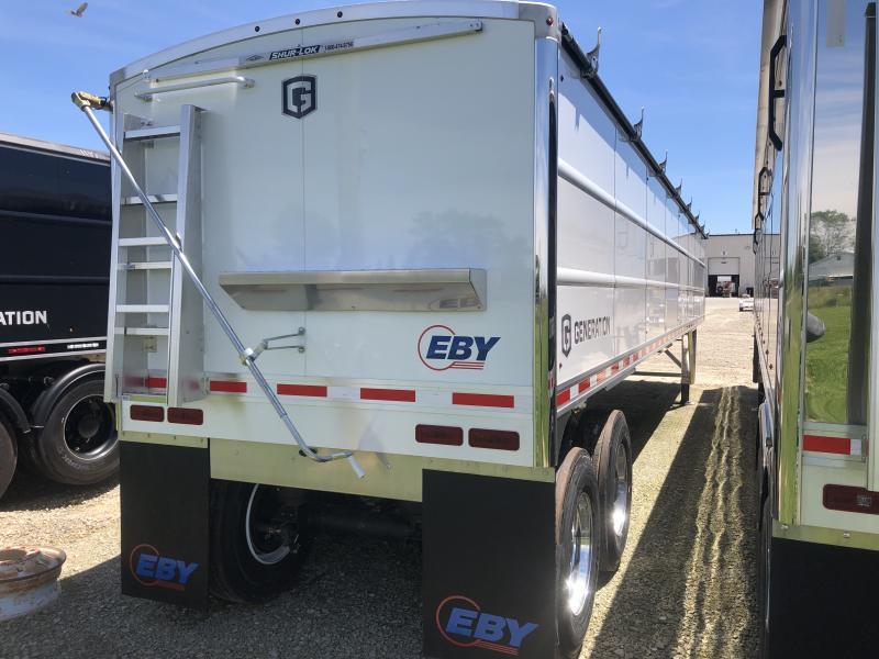 "2021 EBY 40'X96""X66"" Generation Grain Trailer"