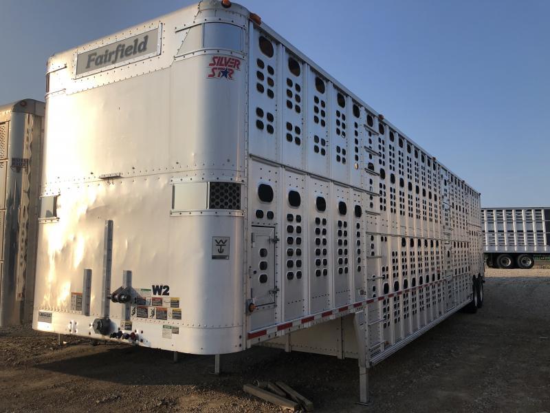 2010 Wilson Trailer Company Pot Livestock