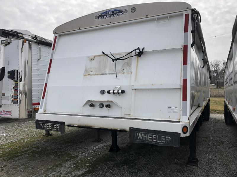 2001 Wheeler 38 x 96 x 66 Hopper