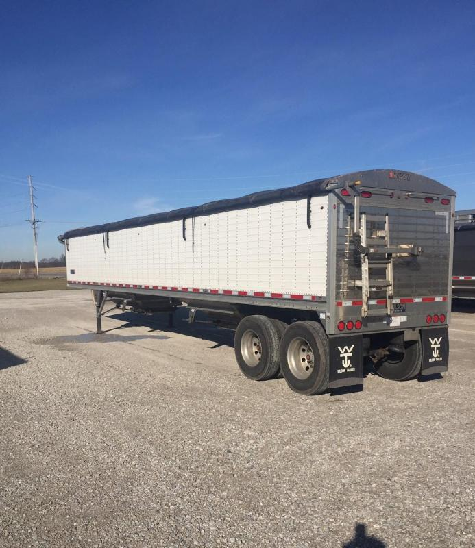 2019 Willson HOPPER Grain Hopper
