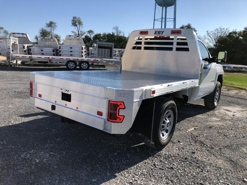 """EBY 7' x 84-1/8"""" Big Country Flatbed  Body"""