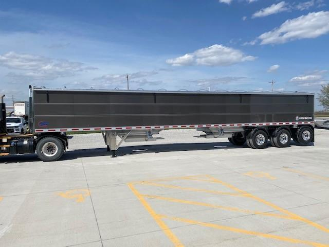 "2022 EBY Generation 50'x96""x72""- Gun Metal Grey- Founder Package"