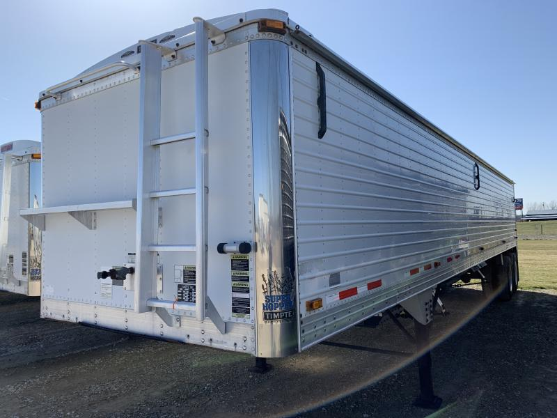 2007 Timpte 4066 Grain Hopper