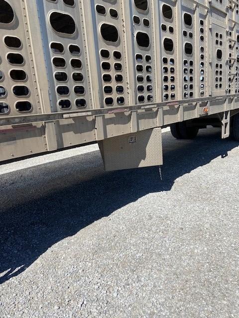 2004 Wilson Trailer Company Drop Floor Livestock