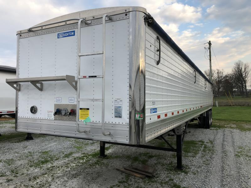 Stoughton 2011 Stoughton  1DW1A4222BS256102 (Trade)  Semi Grain Trailer