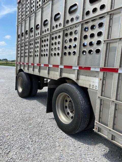 """2018 EBY Bull Ride 53'x102"""" Spread- Cattle Pot"""