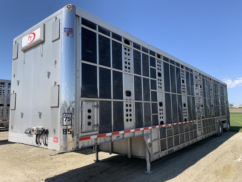 2015 EBY Bull Ride Livestock