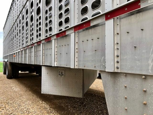 2016 Wilson Trailer Company Semi Livestock