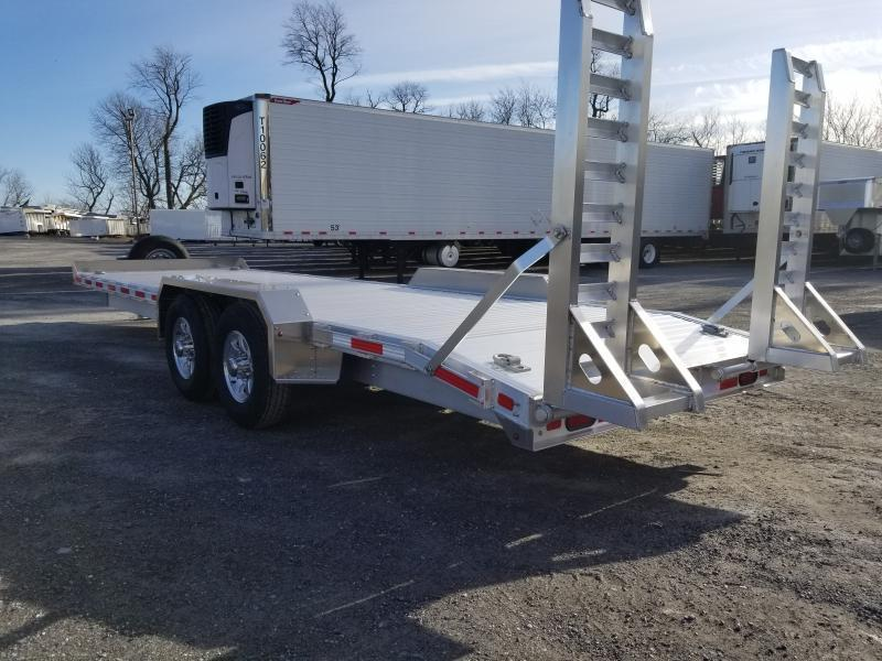 "2020 EBY 24'6"" Low Profile Equipment Trailer- Tradesman Package"