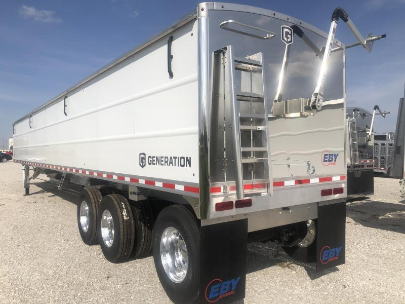 """2021 EBY Generation 50'x96""""x72"""" White- Charter Package"""