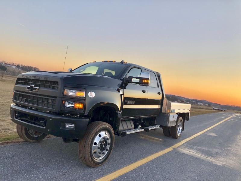 "2019 EBY 11' x 97-1/4"" Big Country Flatbed Truck Body W/Taller BH for Chevy 4500-6500  Body"
