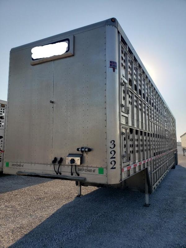 "2018 EBY Bull Ride 53'x102""x13'6"" Spread Cattle Pot"