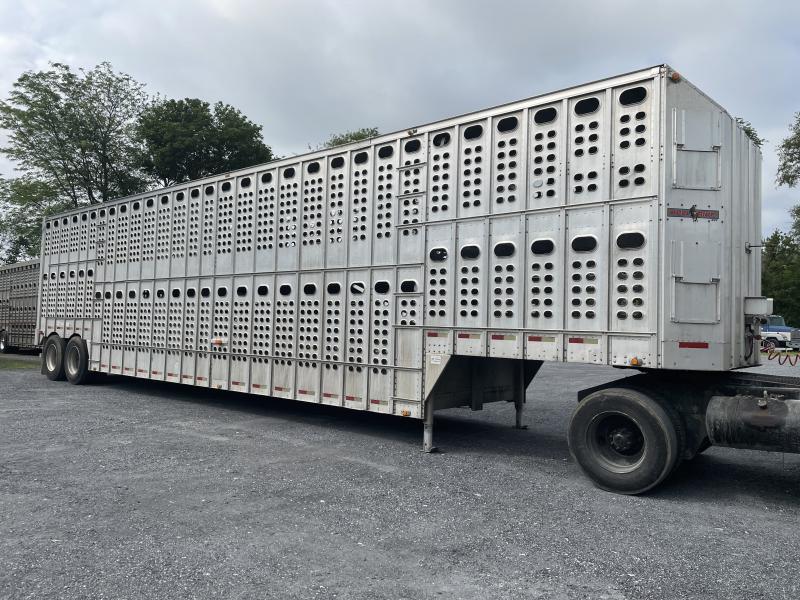 2001 EBY Bull Ride Livestock