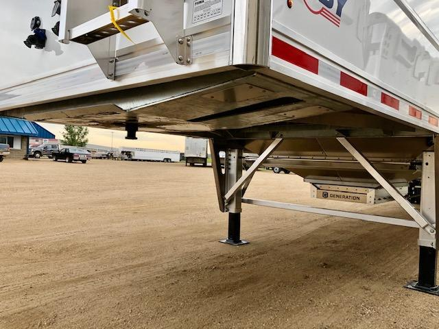 "2021 EBY 42' x 96"" x 66"" Generation Grain Hopper"