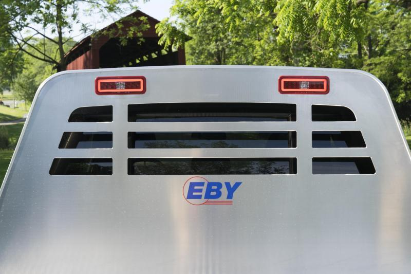 """EBY 8'6"""" x 101-1/4"""" Big Country Flatbed"""