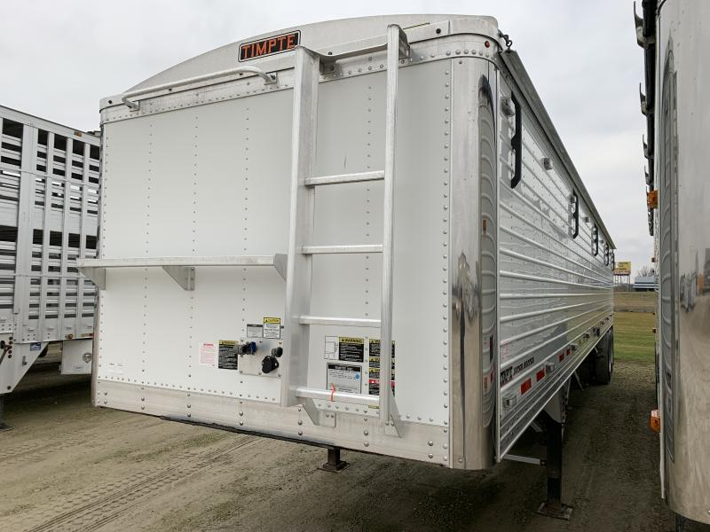 "2014 Timpte 40' x96"" x72"" Grain Hopper Trailer"